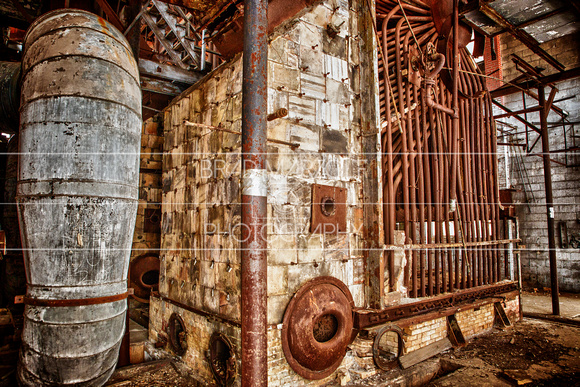 Abandoned Steam Plant